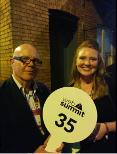 Web Summit 2015 Pub Crawl number 35